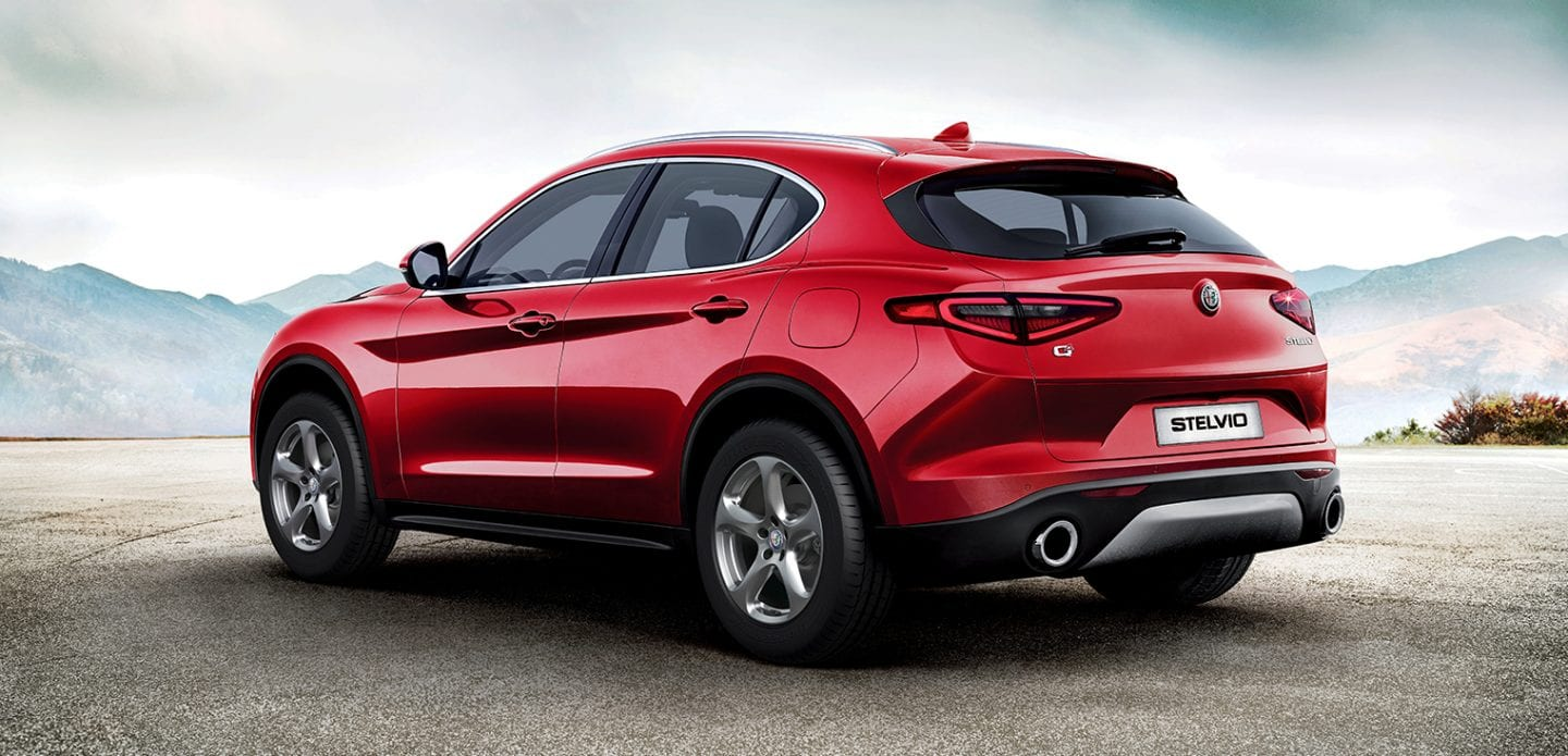 Stelvio Tavcor Auto Sales Alfa Romeo Transmission The 20 Litre Turbo Petrol With 206 Kw And Q4 All Wheel Drive System Is Paired An Zf 8 Speed Automatic